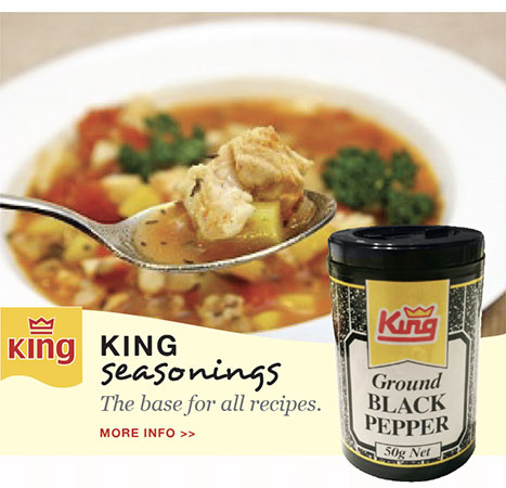King Seasonings