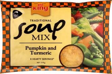 Pumpkin and Turmeric