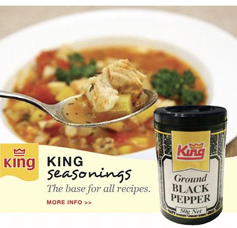 King Seasonings
